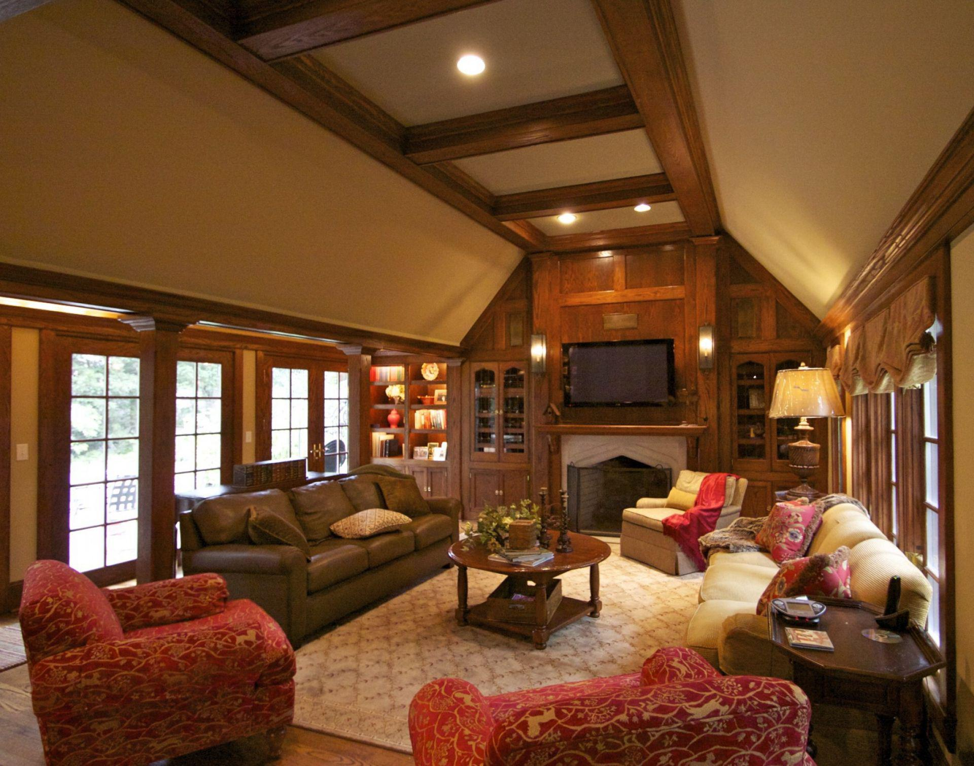 Image of: Ideas For Country Home Interior