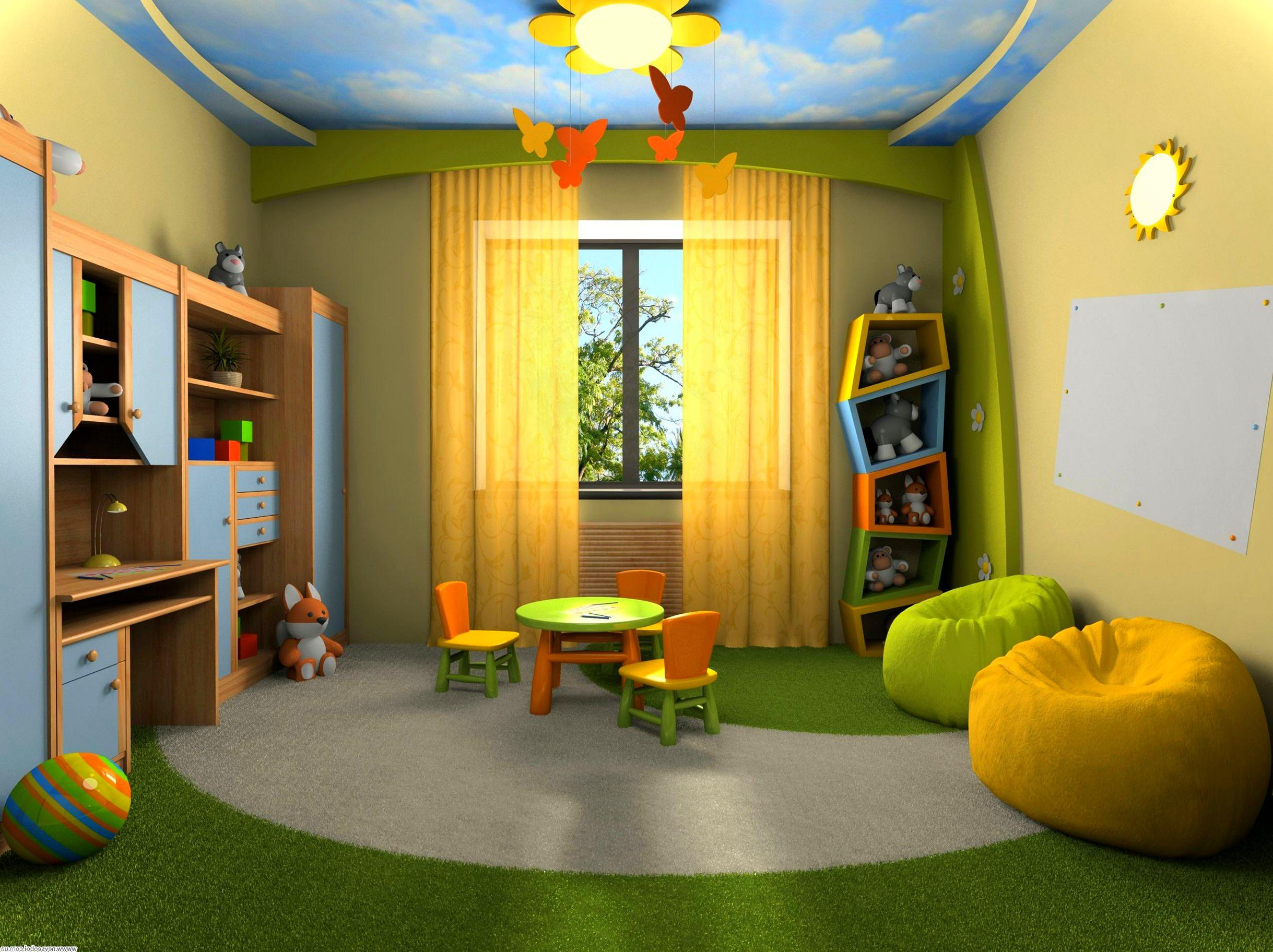 Image of: Ideas For Kids Rooms