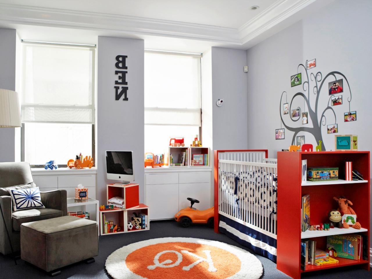 Image of: Ideas For Painting Toddler Boy Rooms