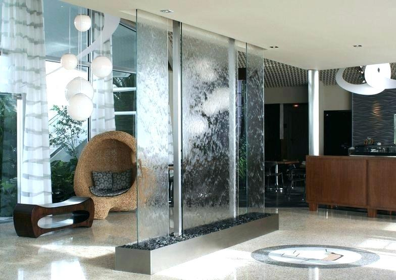 Image of: Indoor Wall Water Fountain Ideas