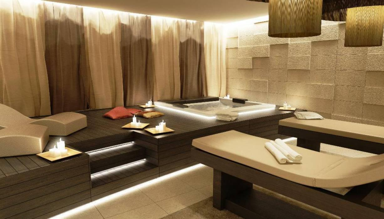 Image of: Interior Spa Design