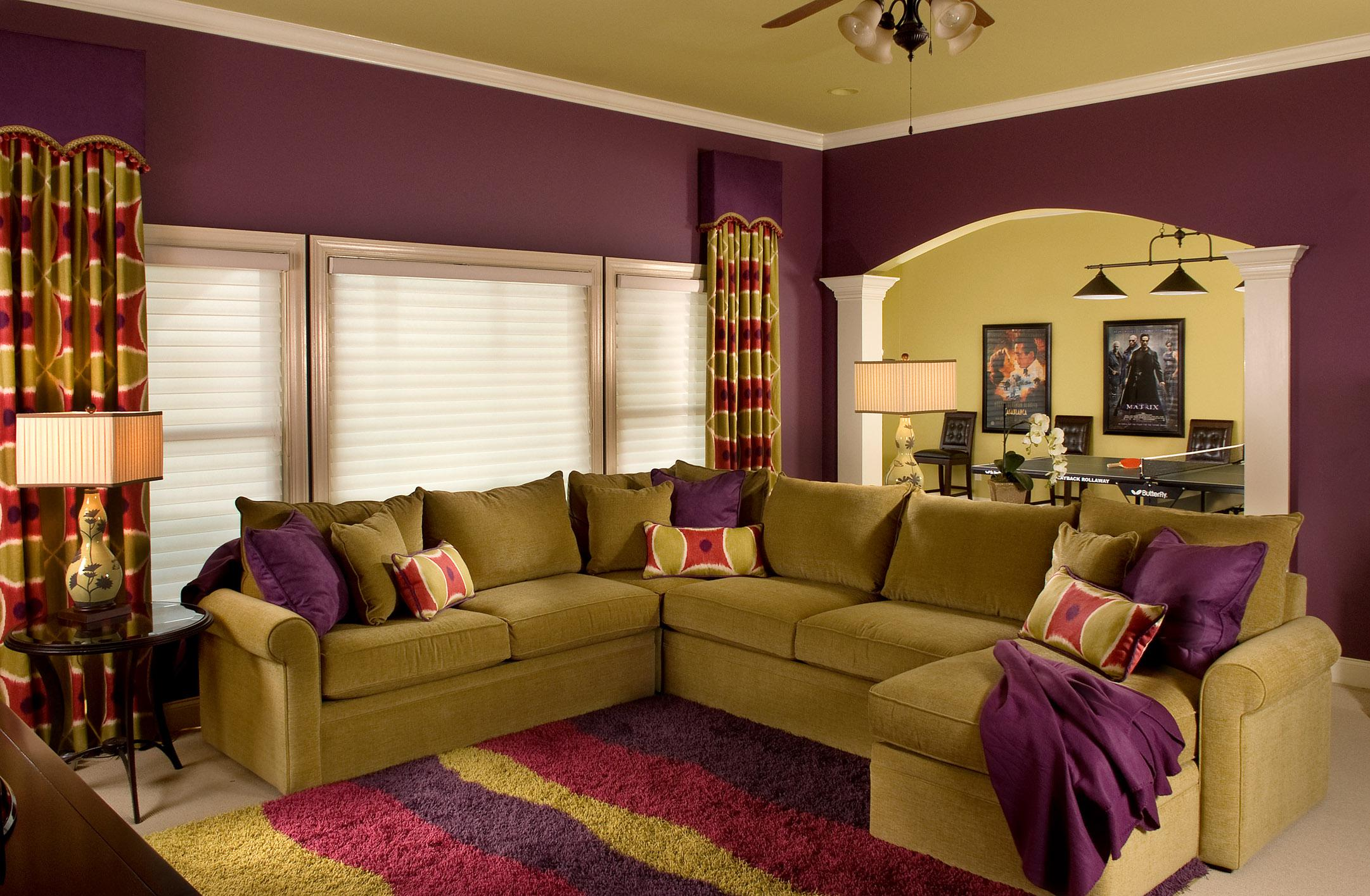 Image of: Interior Wall Colors Living Room