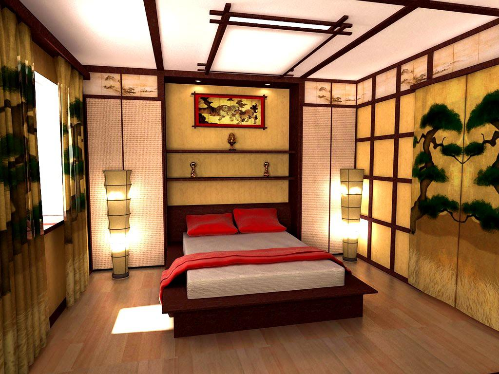 Image of: Japanese Design Bed Linen