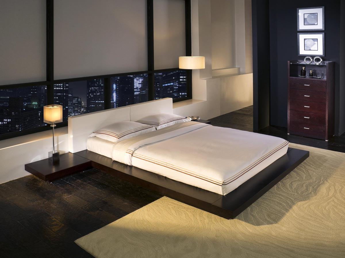 Image of: Japanese Style Bed Frame Ideas