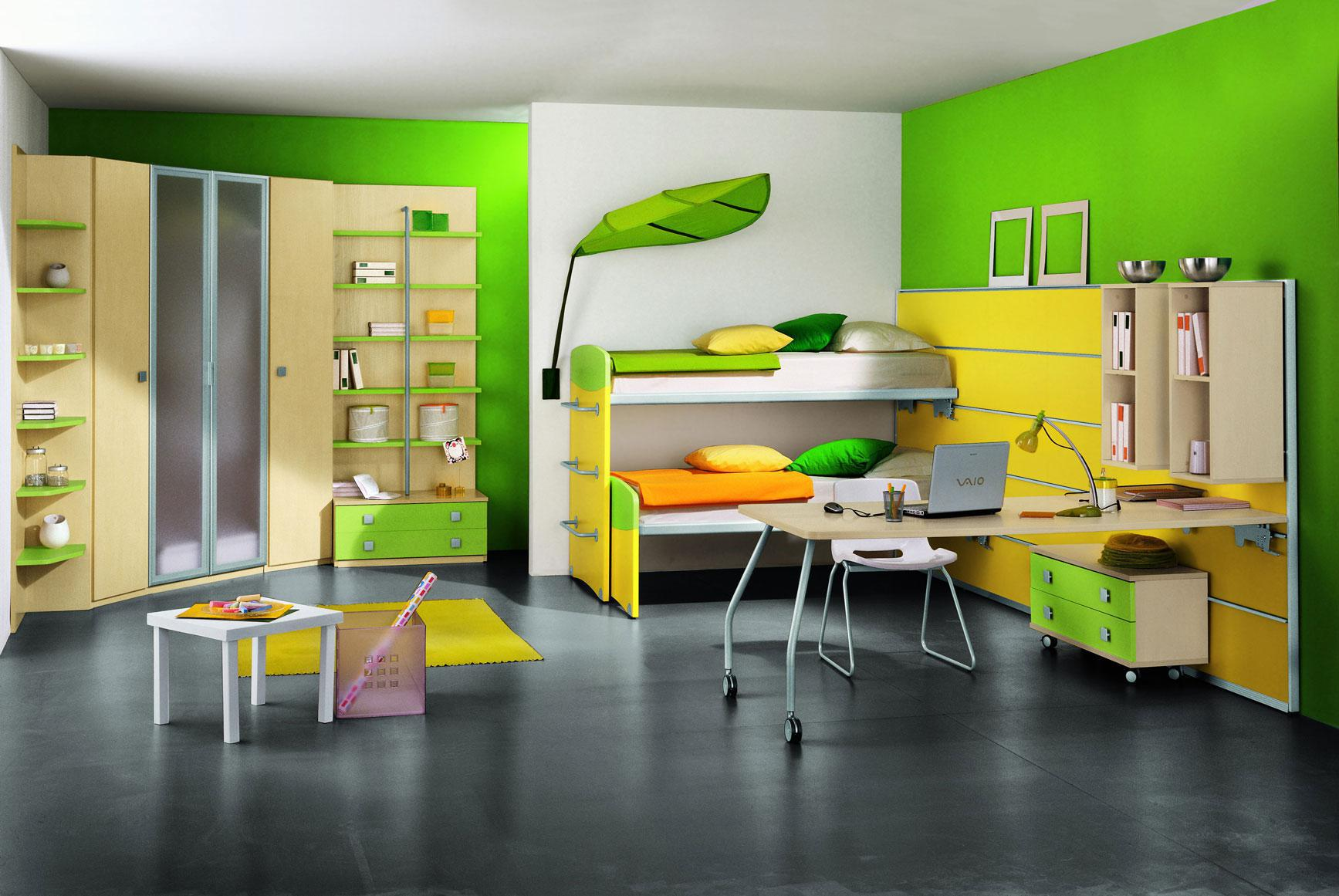 Image of: Kid Room Designs Pictures