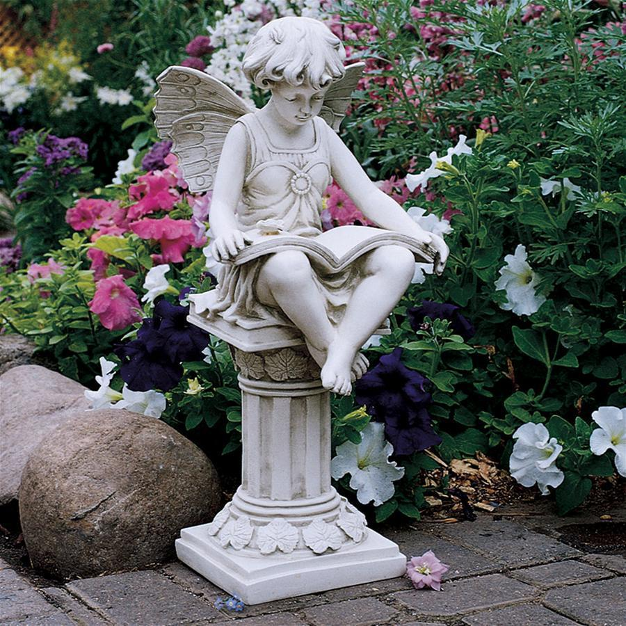 Image of: Kids Cool Garden Statues