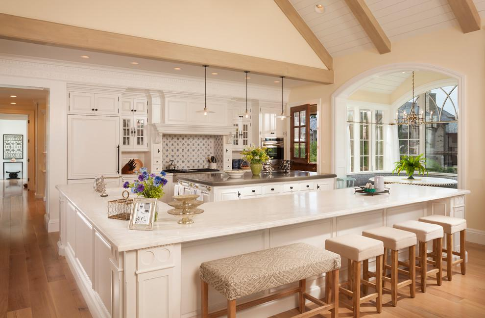 Image of: Kitchen Island With Seating Space
