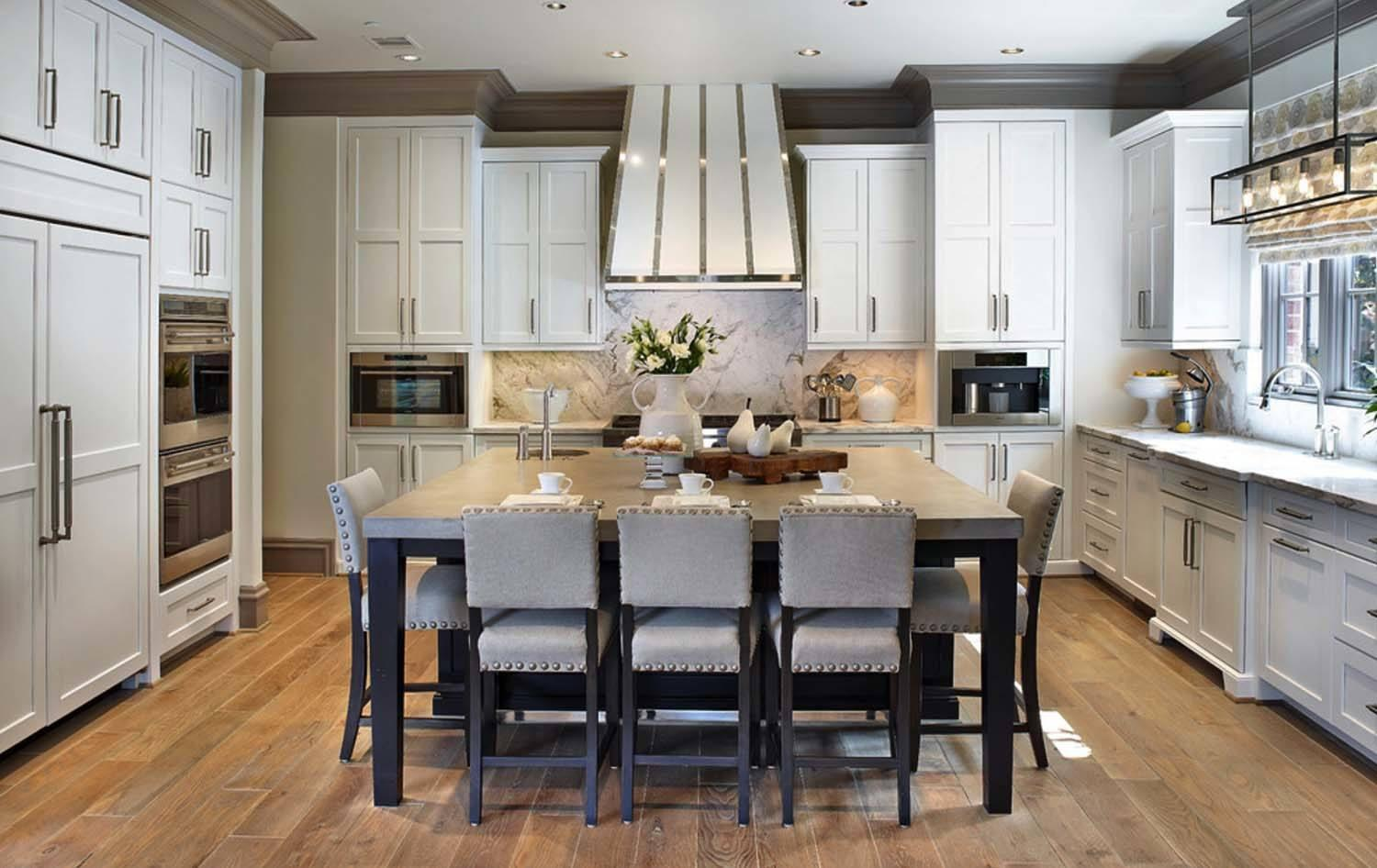Image of: Kitchen Island With Seating