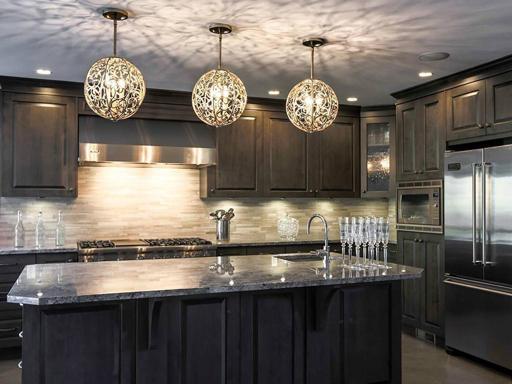 Image of: Kitchen Lighting Tips