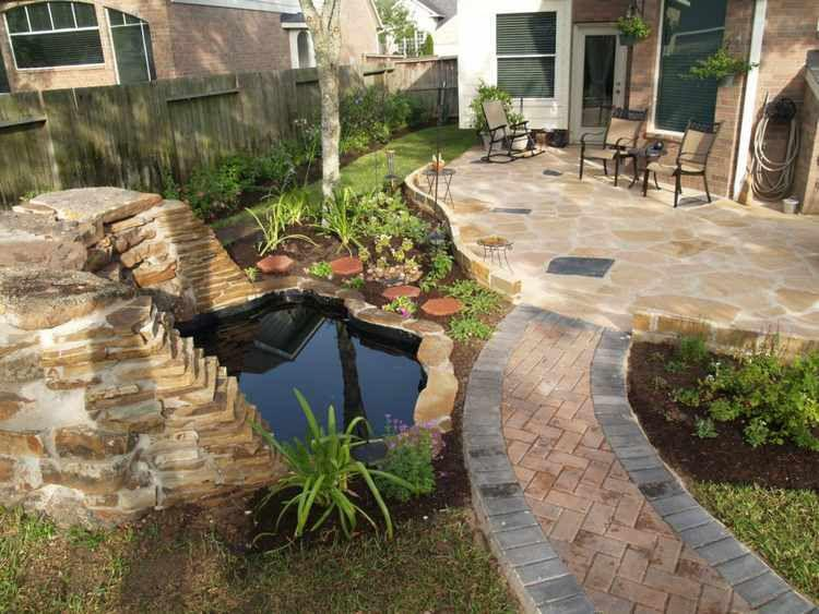 Image of: Landscape Design Ideas Small Area