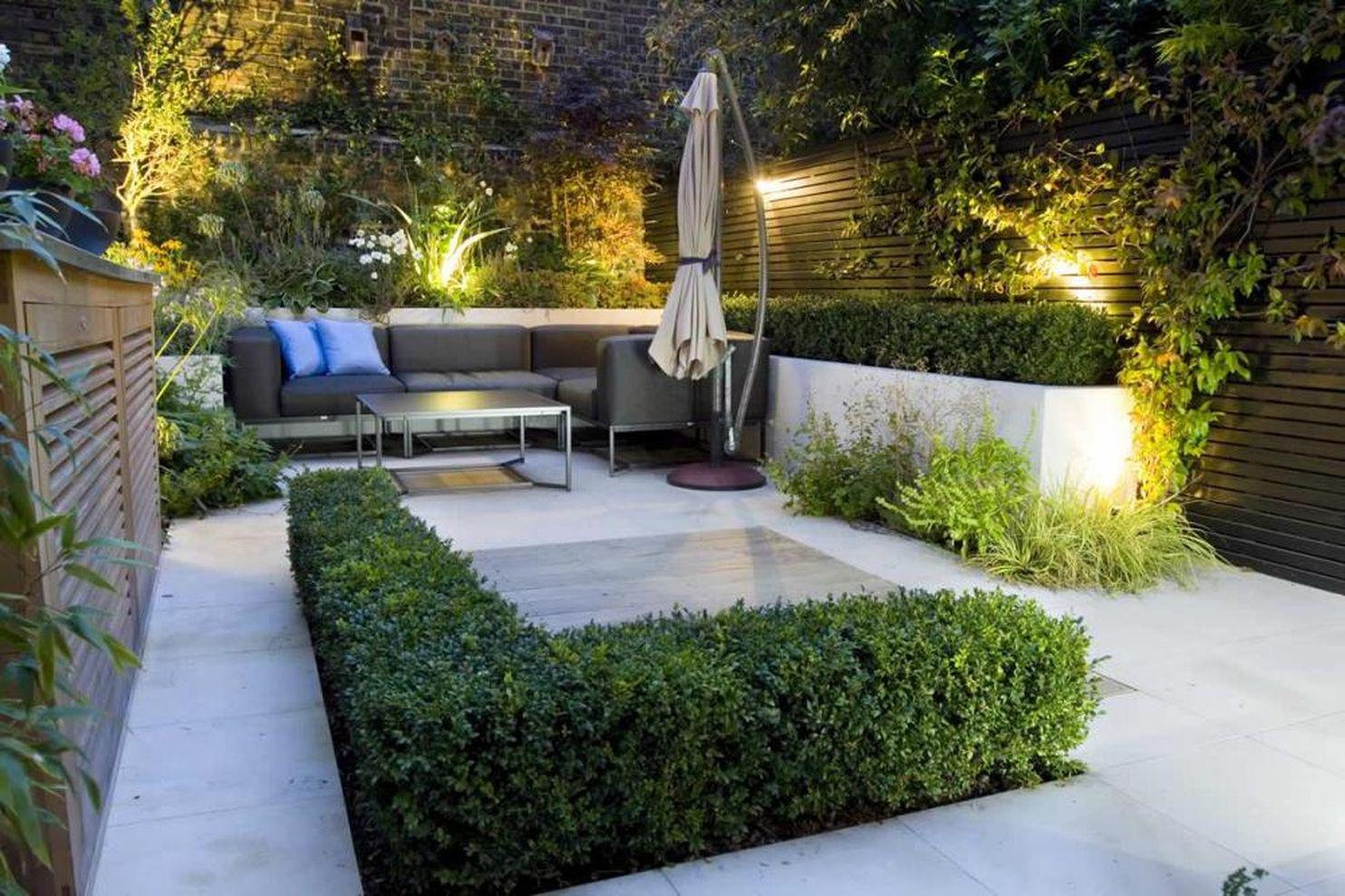 Image of: Best Landscape Ideas For Small Areas