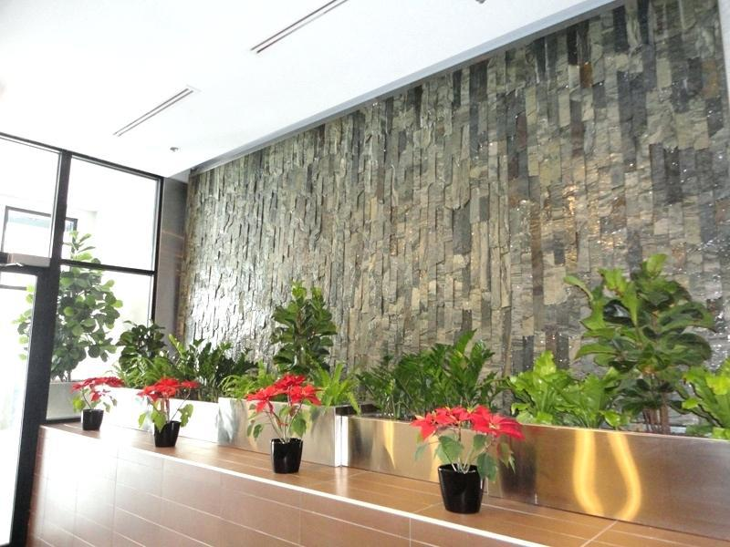 Image of: Large Indoor Wall Water Fountains