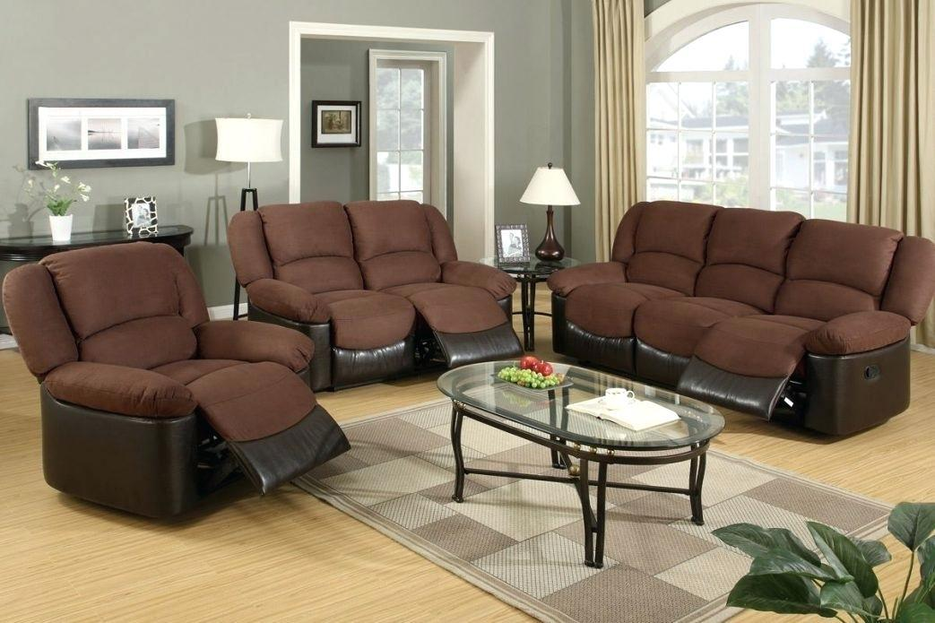 Image of: Living Room Color Ideas For Dark Brown Furniture