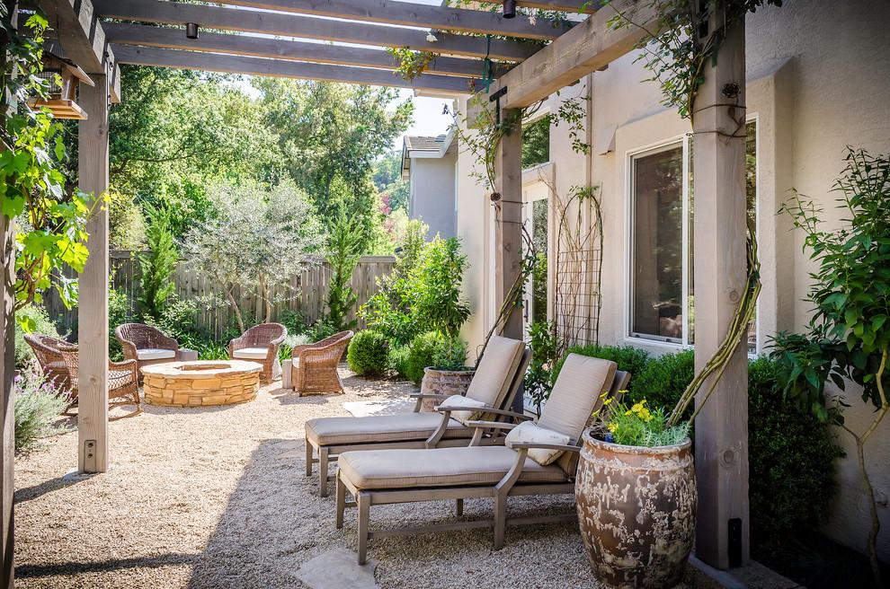 Image of: Mediterranean Patio Images