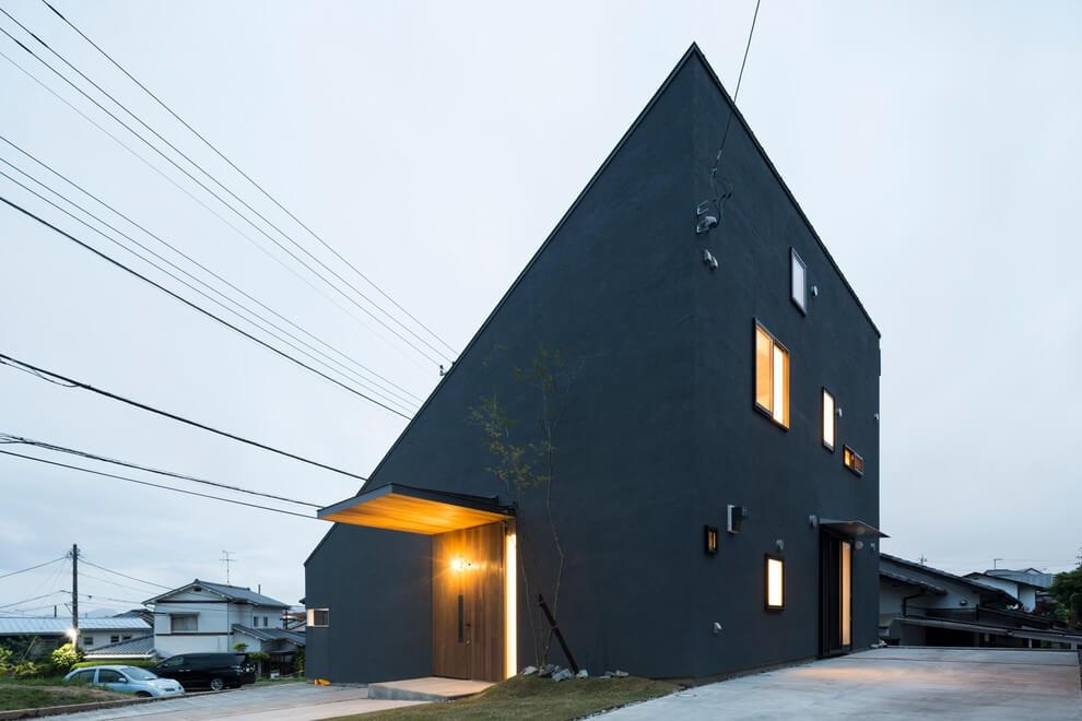 Image of: Minimalist House Design Pictures
