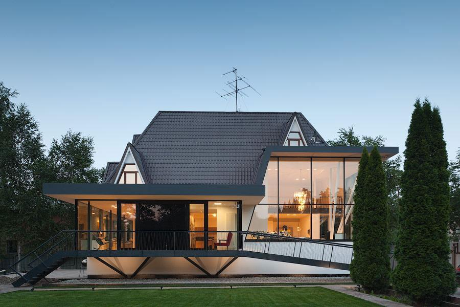 Image of: Modern Cottage Style Homes