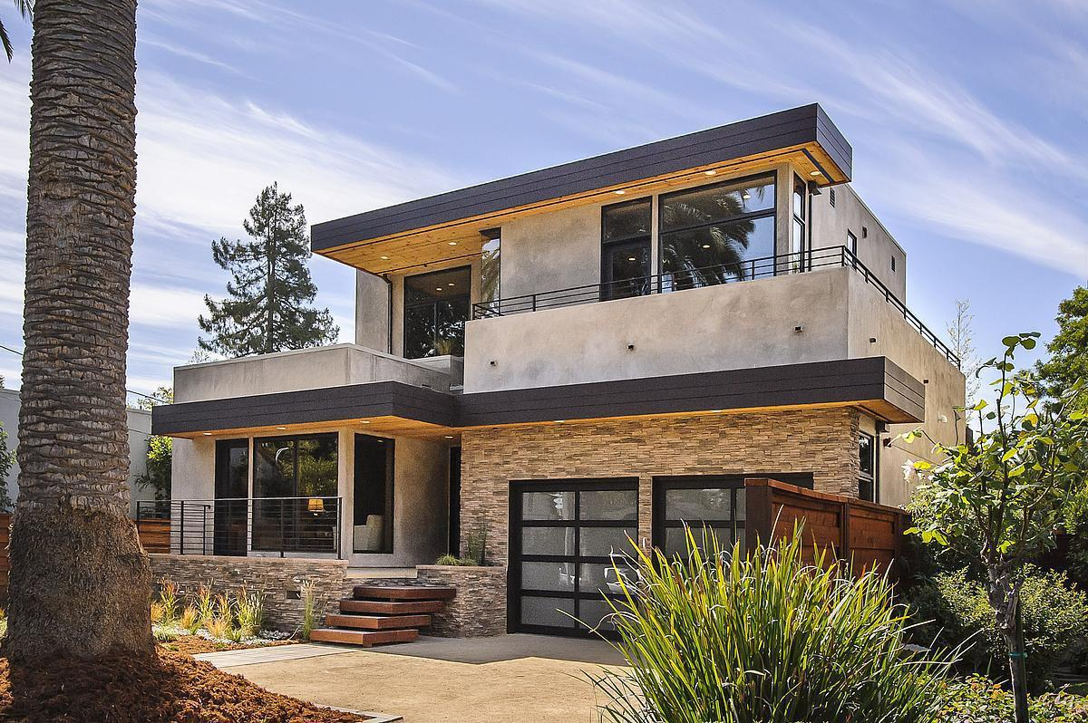 Image of: Modern Cottage Style House Plans