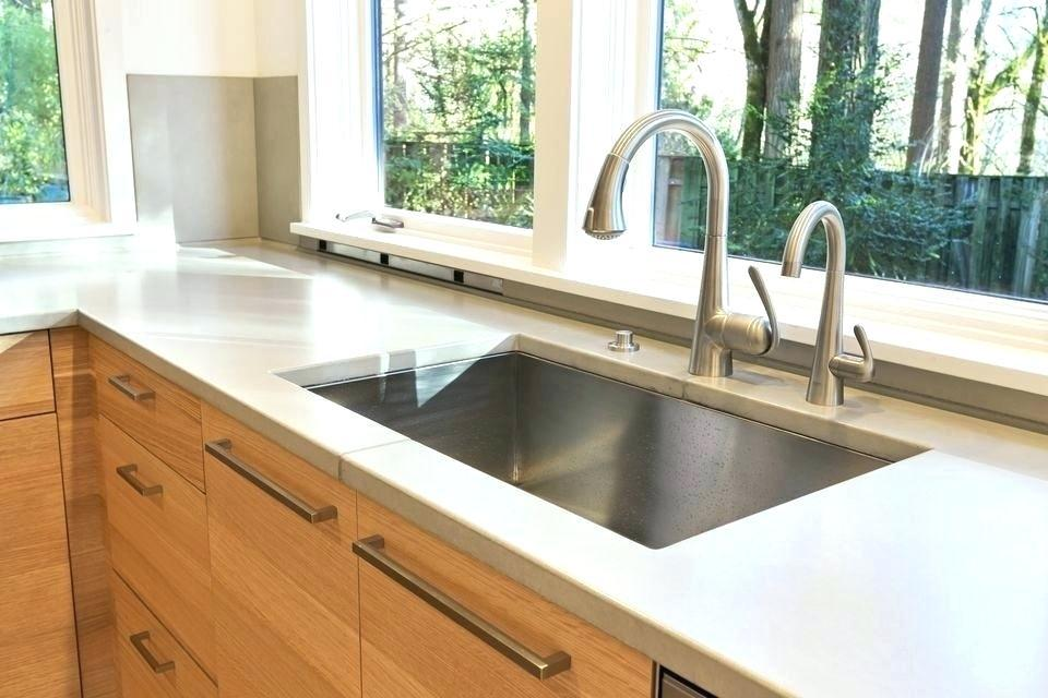 Image of: Modern Kitchen Faucets Style