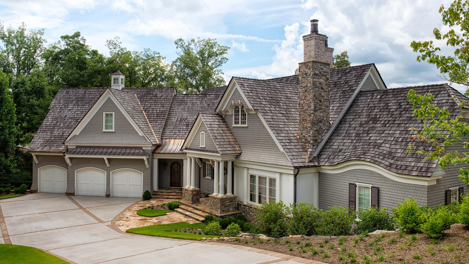 Image of: Modern Shingle Style Homes Design