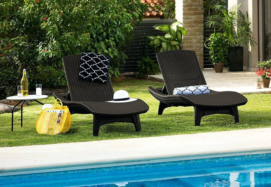Image of: Modern Stylish Outdoor Furniture