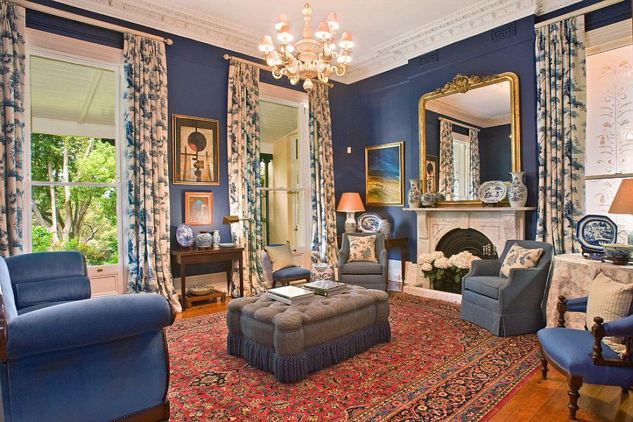 Image of: Modern Victorian Interior Decorating