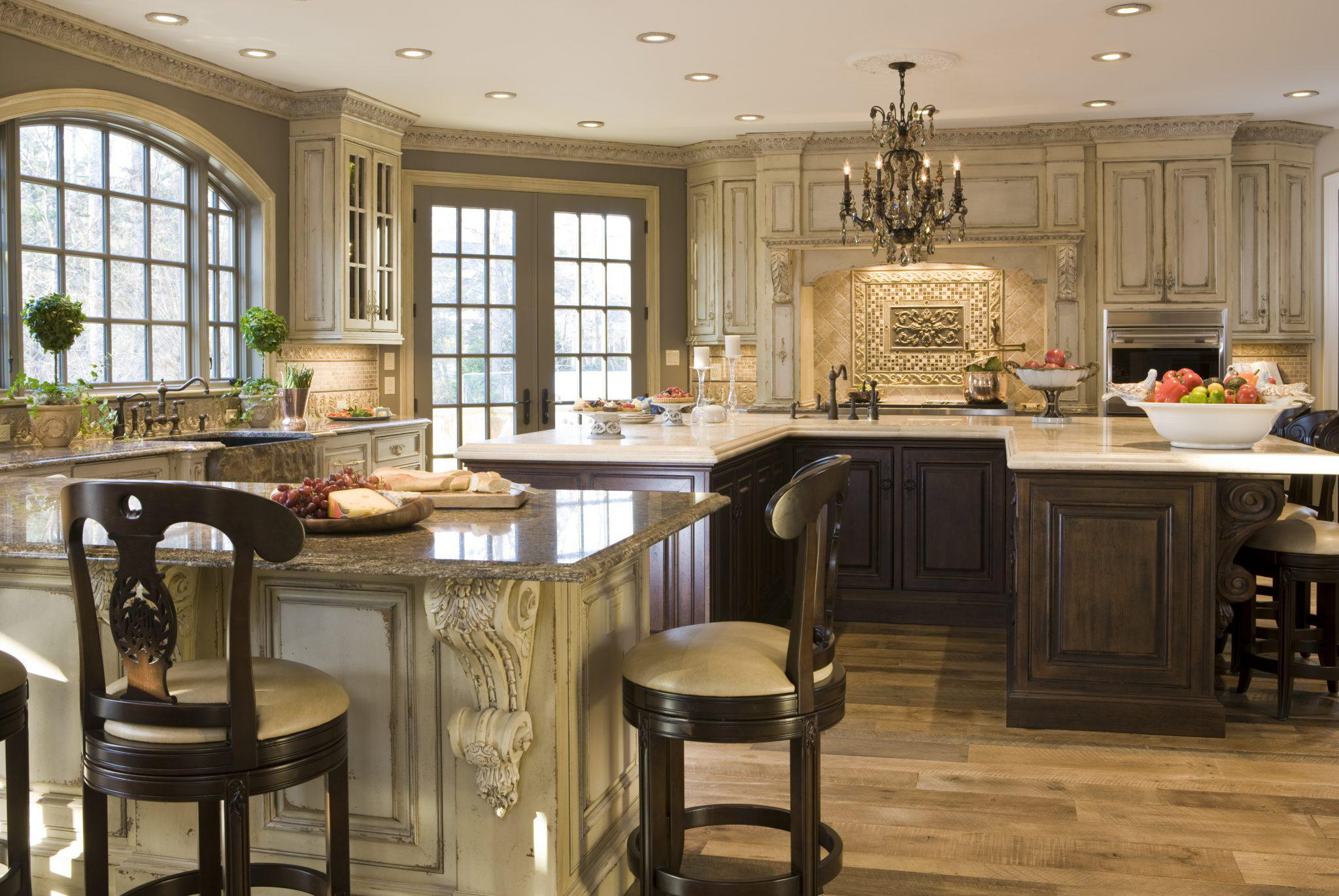 Image of: New Italian Kitchen & Interior