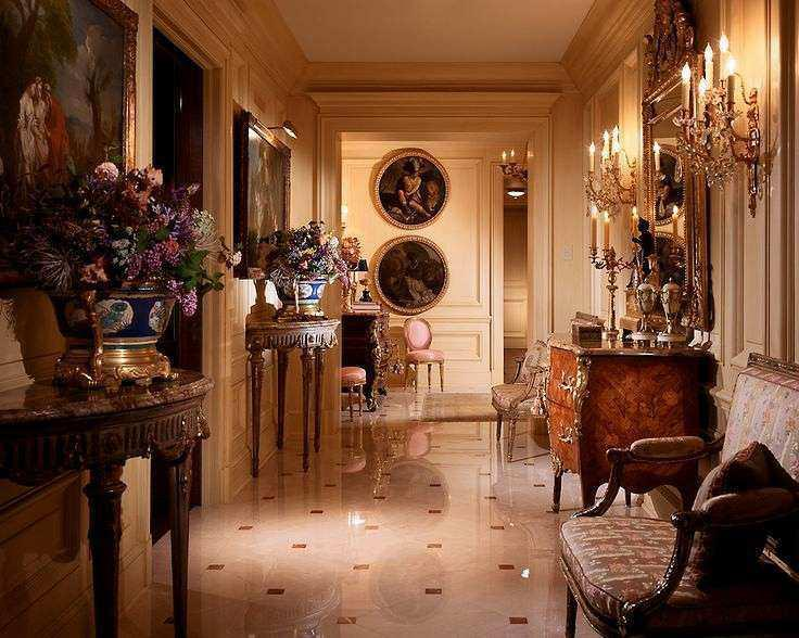 Image of: Old World Home Decorating Ideas