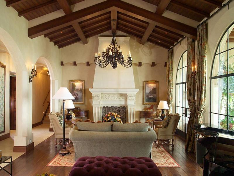 Image of: Old World Style Decorating Ideas
