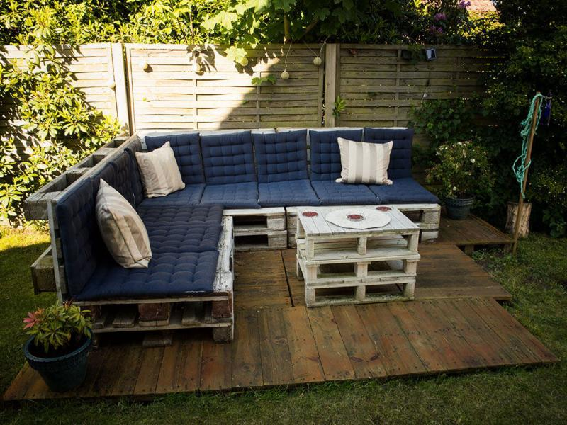 Image of: Outdoor Furniture Ideas Photos