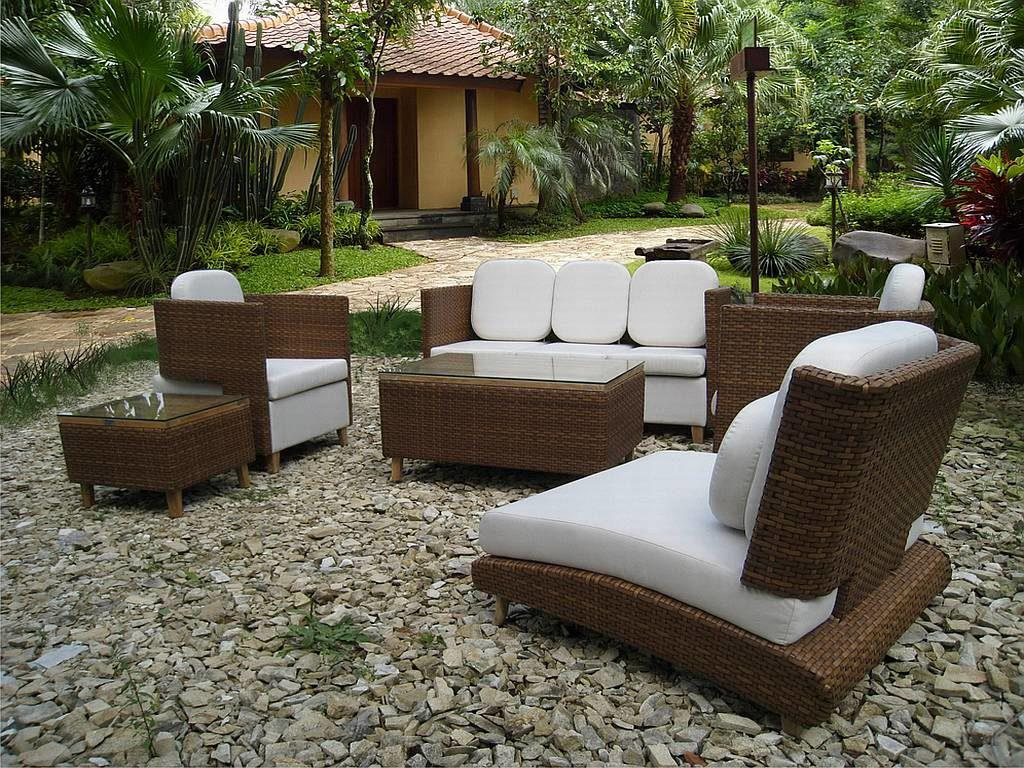 Image of: Outdoor Furniture Ideas