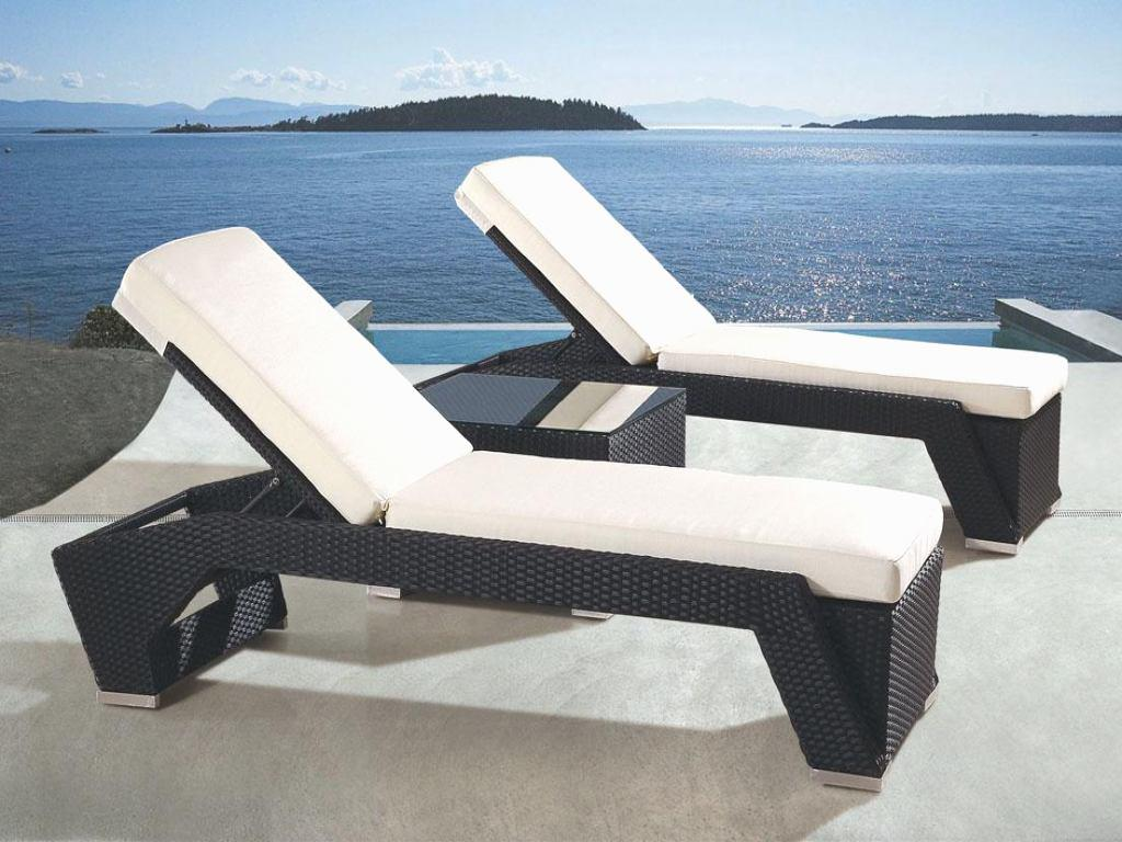 Image of: Outdoor Lounge Chairs Ikea
