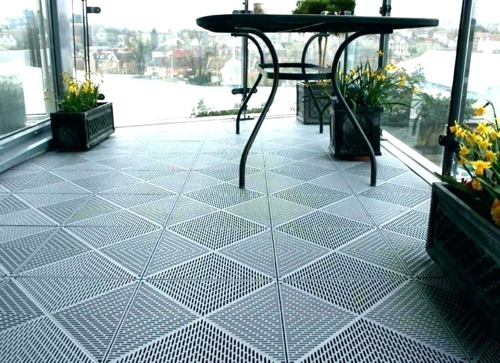 Amazing Patio Flooring Ideas