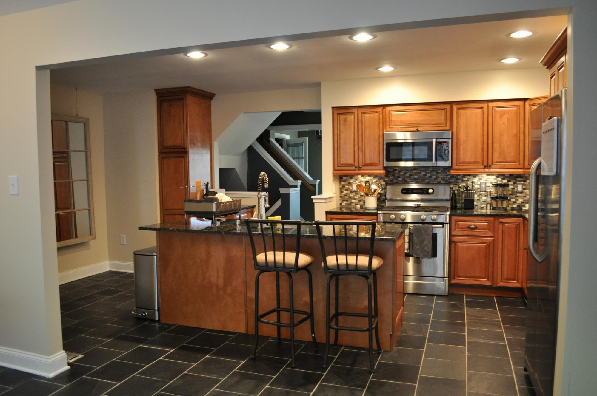 Image of: Planning Kitchen Lighting Layout