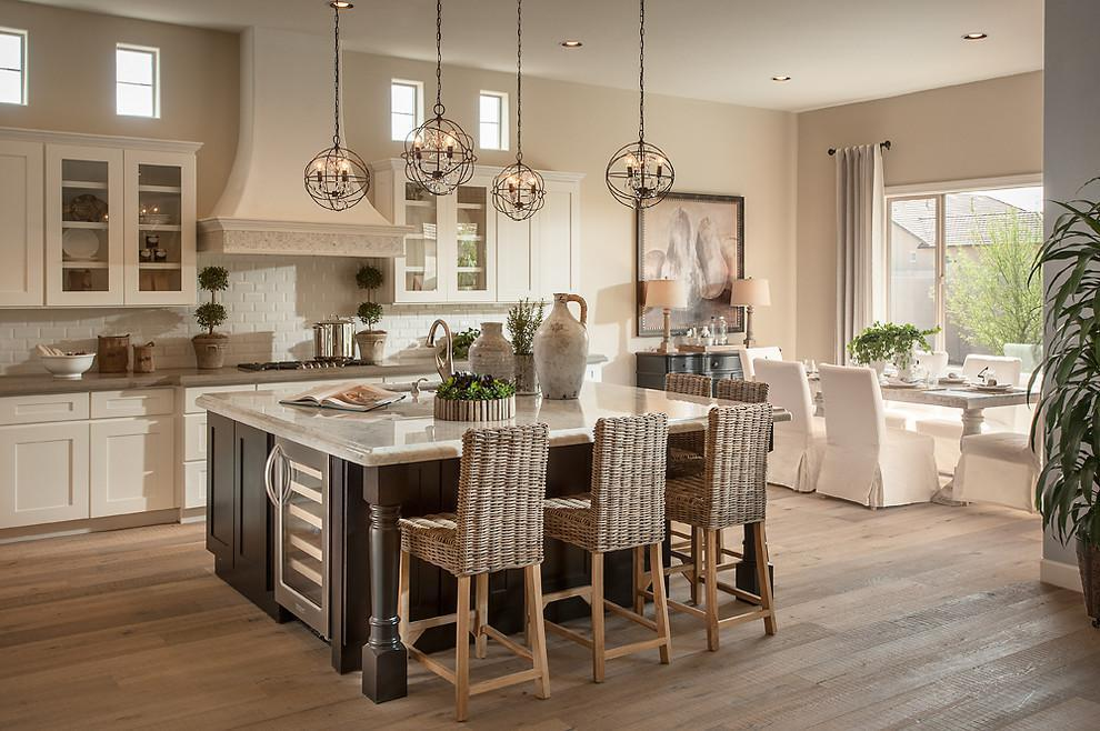 Image of: Planning Recessed Kitchen Lighting