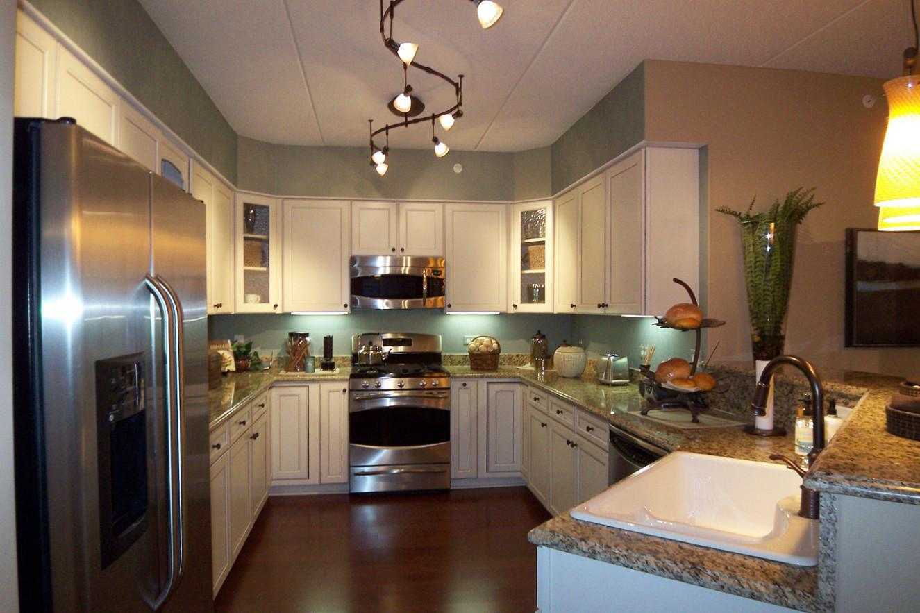Image of: Planning Your Kitchen Lighting