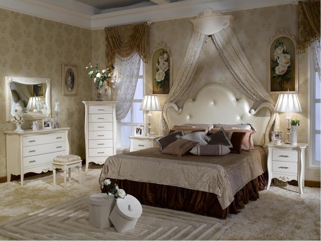 Image of: Relaxing Romantic Bedroom Colors