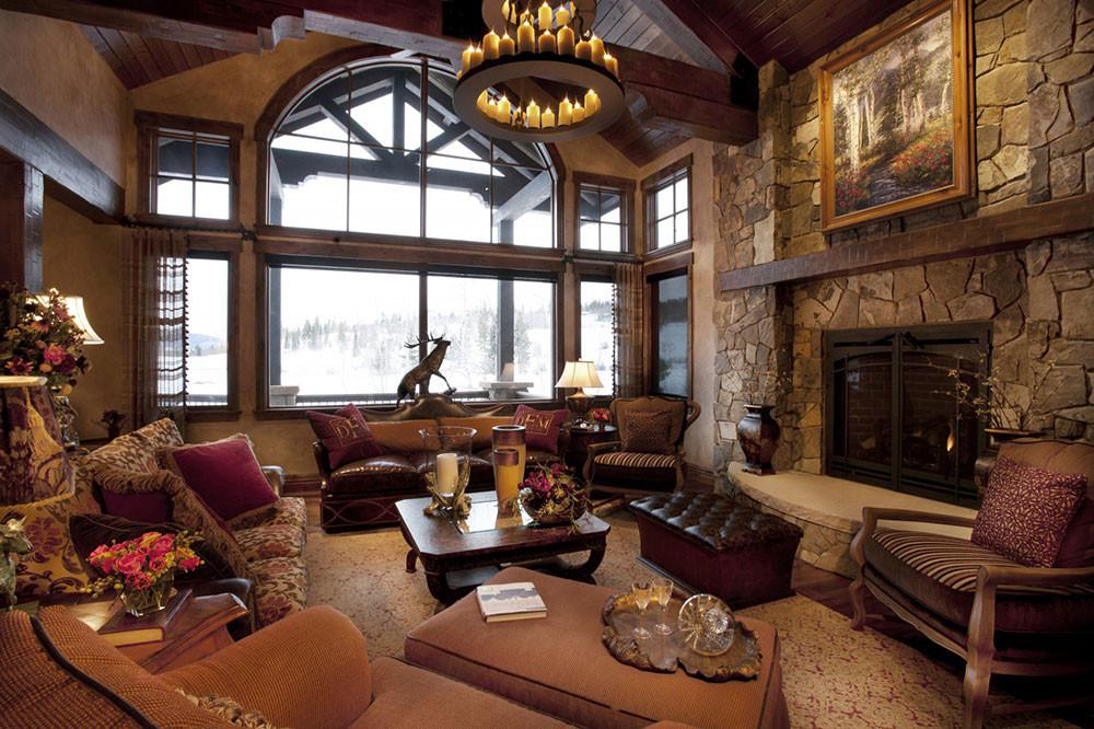 Image of: Rustic Home Design Ideas