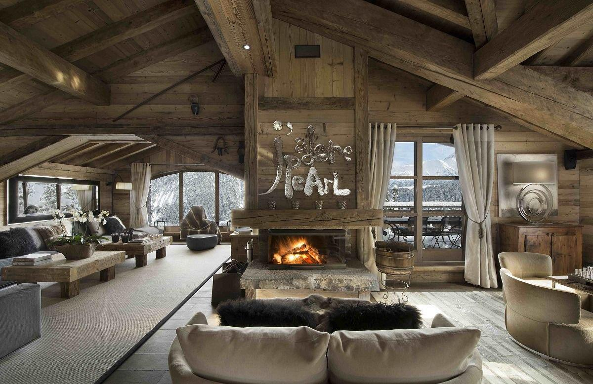 Image of: Rustic Home Design Images