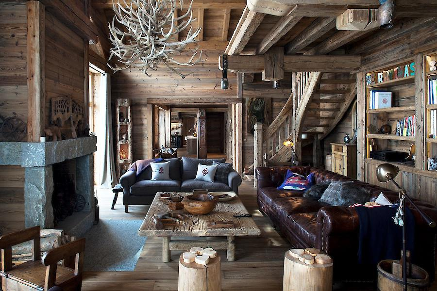 Image of: Rustic Home Design Pictures