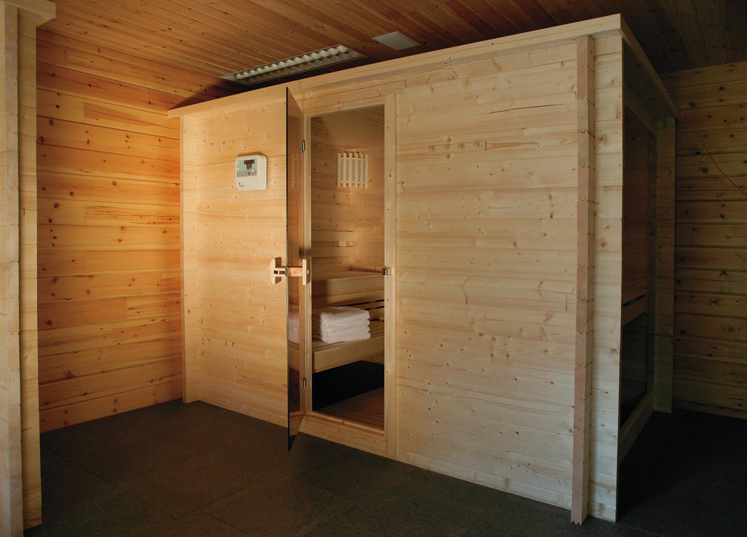 Image of: Sauna For Home