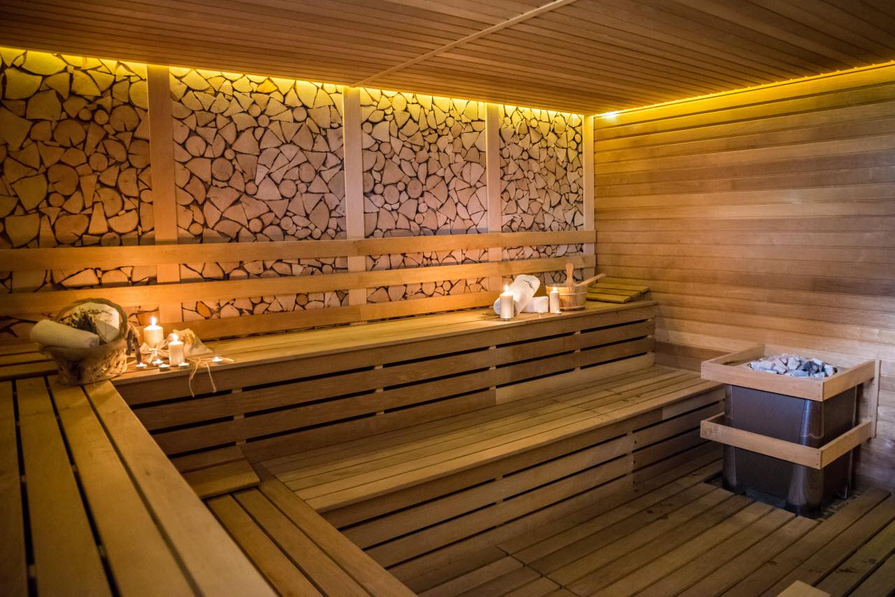 Image of: Sauna System For Home