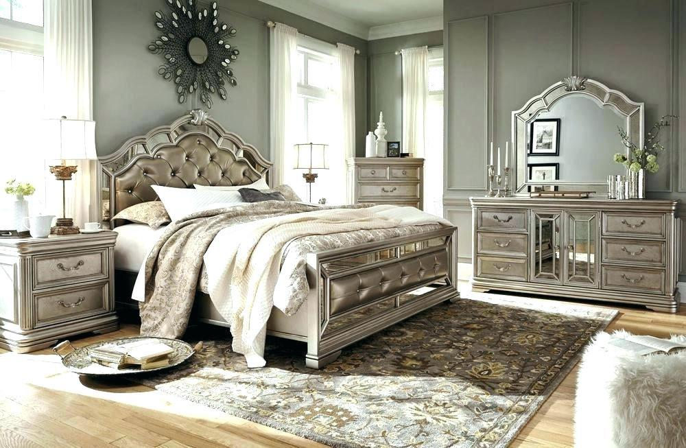 Image of: Silver Master Bedroom Ideas