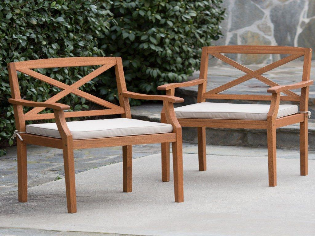 Image of: Simple Outdoor Chair