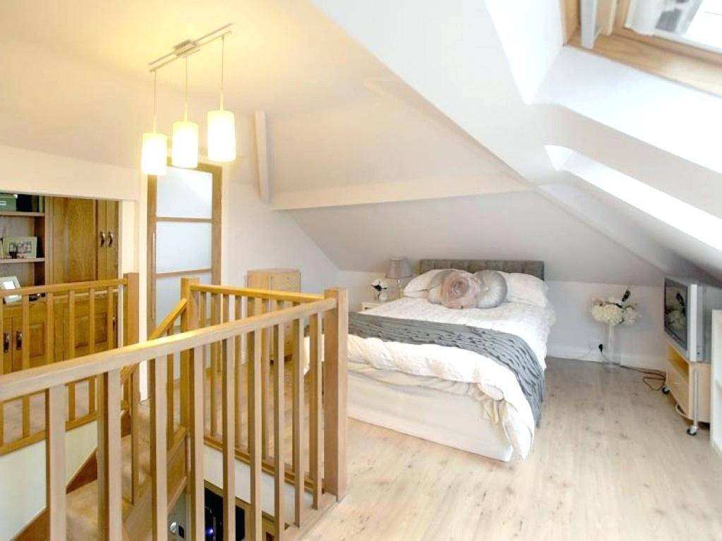 Image of: Small Attic Decorating Ideas