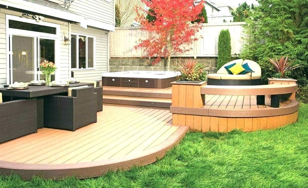 Image of: Small Deck Decorating Ideas Pictures