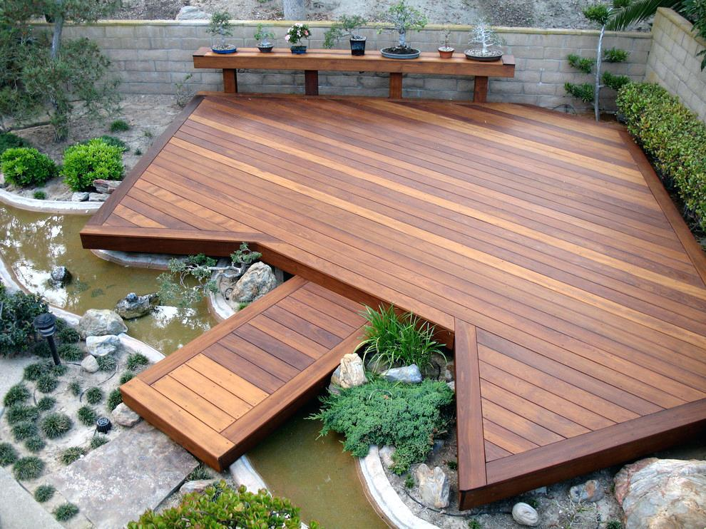 Image of: Small Deck Ideas Photos