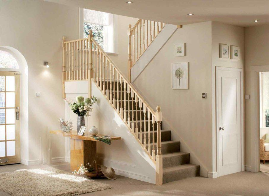 Image of: Small Hallway And Stairs Decorating Ideas