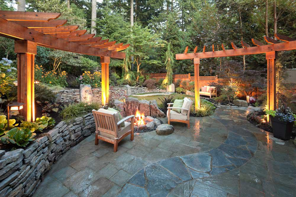 Image of: Small Home Landscaping Ideas