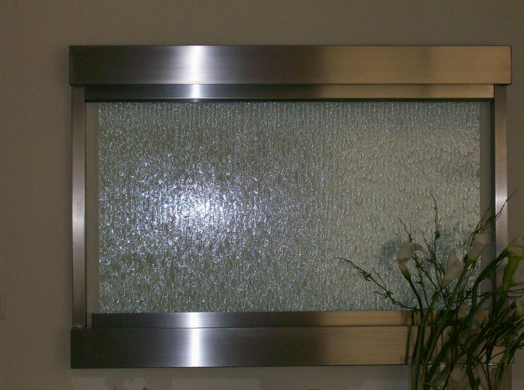 Image of: Small Indoor Wall Water Fountains
