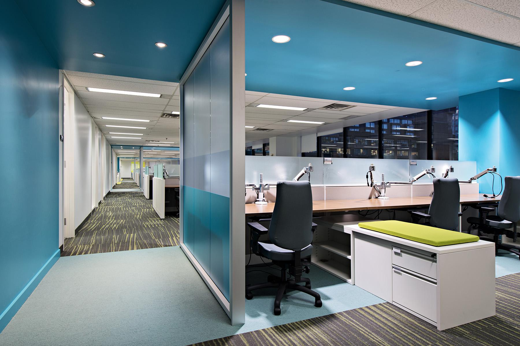 Image of: Small Office Interior Design Photos